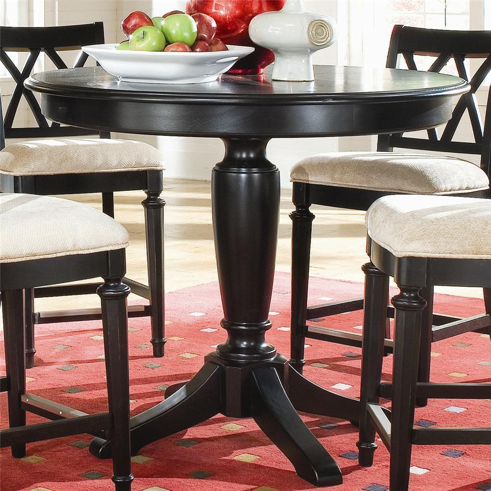 Pedestal Pub Table Set Amp Round Wood Pub Table Counter Height Set And Chairs 3 Solid Tables