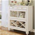 American Drew Camden - Light Bookcase/Bar - Item Number: 920-589