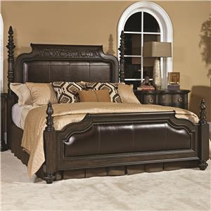 American Drew Casalone Queen Bed