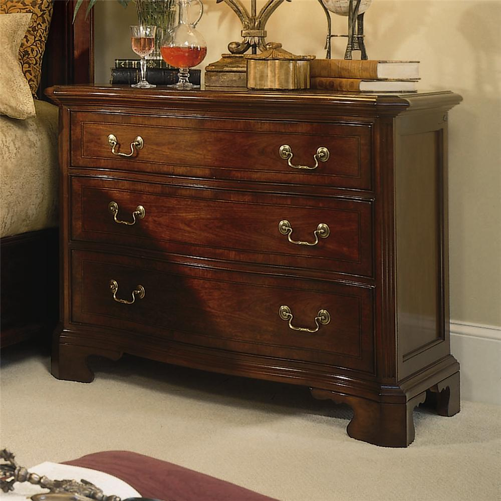 3 Drawer Bachelor Chest By American Drew Wolf And Gardiner Wolf Furniture