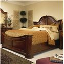 American Drew Cherry Grove 45th King Mansion Bed - Item Number: 791-316R