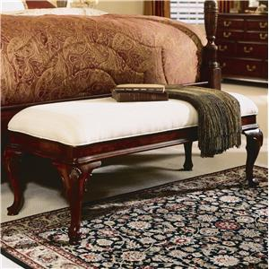 American Drew Cherry Grove 45th Bed Bench