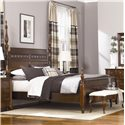 American Drew Cherry Grove King Poster Bed - Item Number: 091-326+327+R42+SK1
