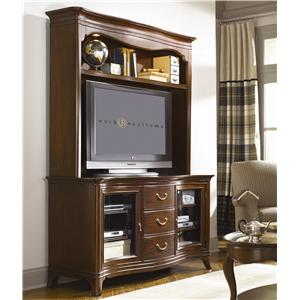 American Drew Cherry Grove Entertainment Center