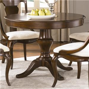 American Drew Cherry Grove Pedestal Table