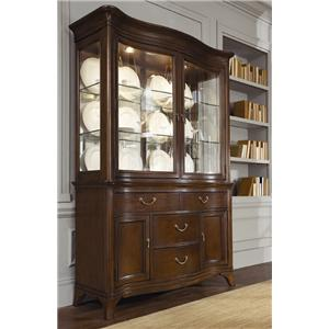 American Drew Cherry Grove China Cabinet
