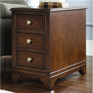 American Drew Cherry Grove Chairside Table
