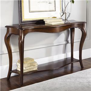 American Drew Cherry Grove Sofa Table
