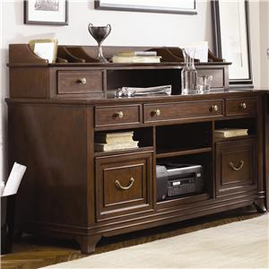 American Drew Cherry Grove Desk Hutch