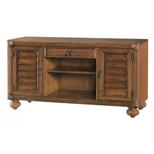 American Drew Grand Isle Entertainment Console