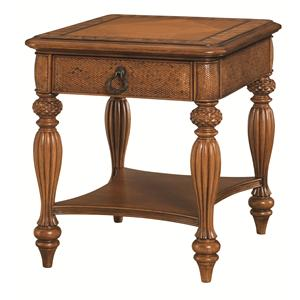American Drew Grand Isle Rectangular End Table
