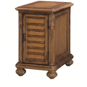 American Drew Grand Isle Chairside Chest