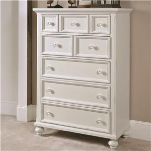 American Drew Lynn Haven Drawer Chest