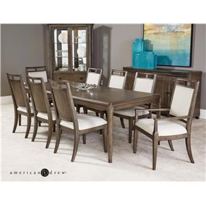 American Drew Park Studio Casual Dining Room Group