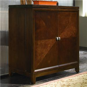 American Drew Tribecca Flip Top Bar
