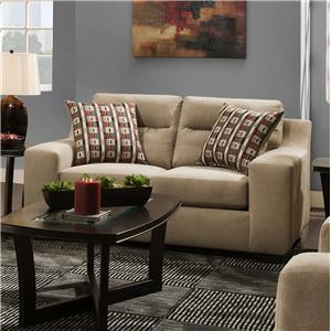American Furniture 1300 Loveseat