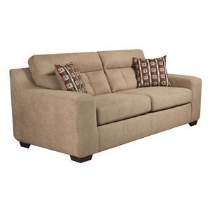 American Furniture 1300 2 Over 2 Sofa