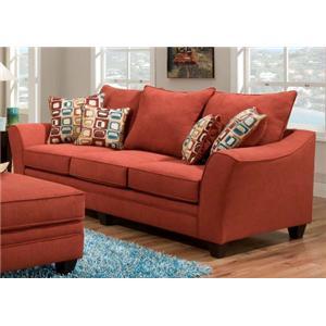 American Furniture 3850 Haskett Algerian Sofa