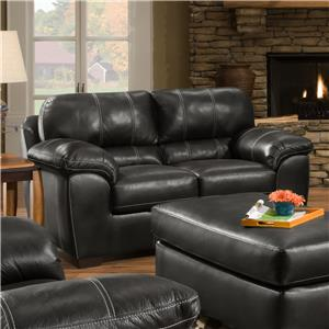 American Furniture 5450 Loveseat