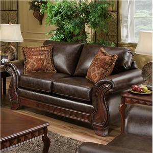 American Furniture 6900 Loveseat