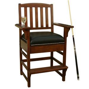 American Heritage Billiards Camden King Chair