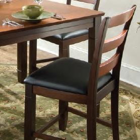 American Heritage Billiards Melrose Slat Back Chair