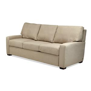 American Leather Comfort Sleeper - Cassidy CHAISE OPTION ON FLOOR