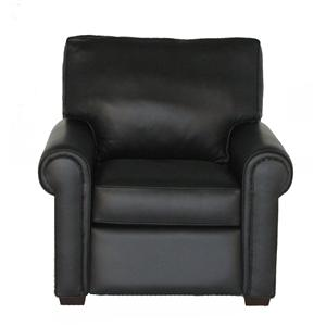 American Leather Comfort Sleeper - Reese Traditional Recliner