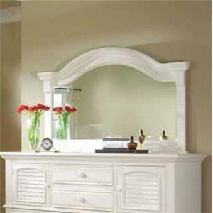 American Woodcrafters Cottage Traditions Mirror