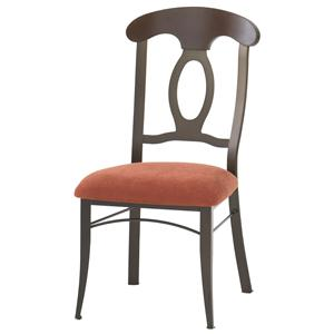 Amisco Countryside Cynthia Dinning Side Chair