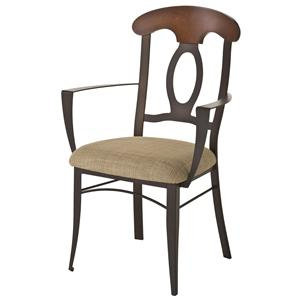 Amisco Countryside Cynthia Dining Arm Chair