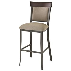 "Amisco Countryside Eleanor 30"" Bar Stool"