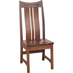 Amish Impressions by Fusion Designs Hayworth Side Chair