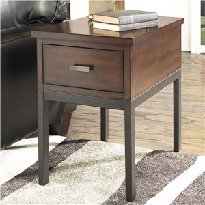 APA by Whalen City Center Side Table
