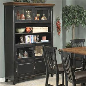 APA by Whalen Clearbrook Sliding Door Cabinet