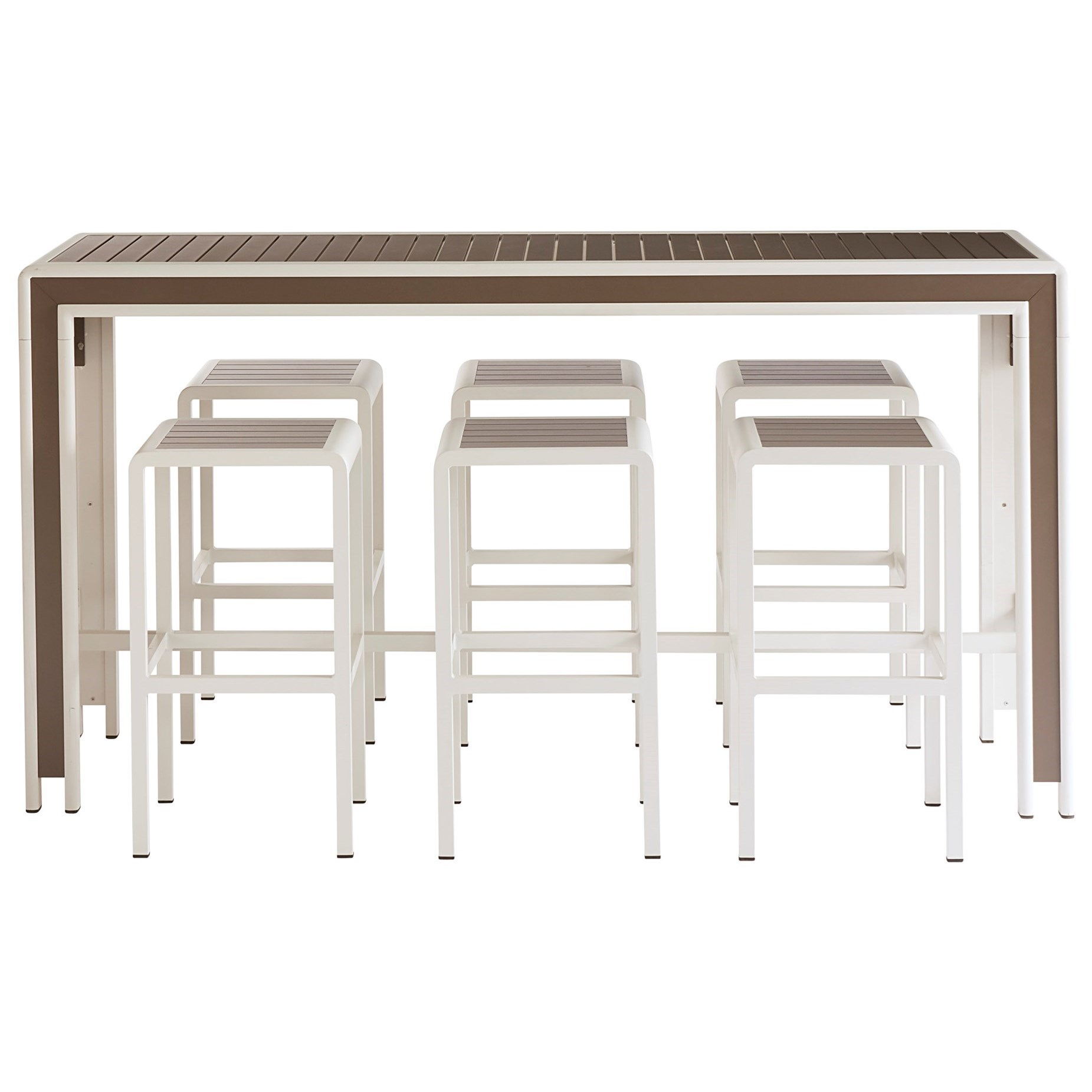 7-Piece Chrysler Bar Set by A.R.T. Furniture Inc   Wolf and Gardiner ...