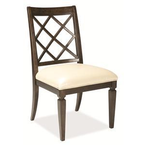 A.R.T. Furniture Inc Classics Lattice-Back Side Chair