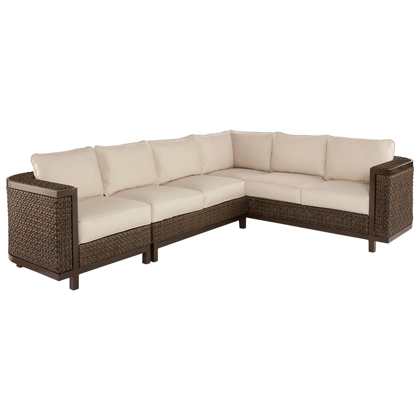 3 Piece Brentwood Outdoor Sectional