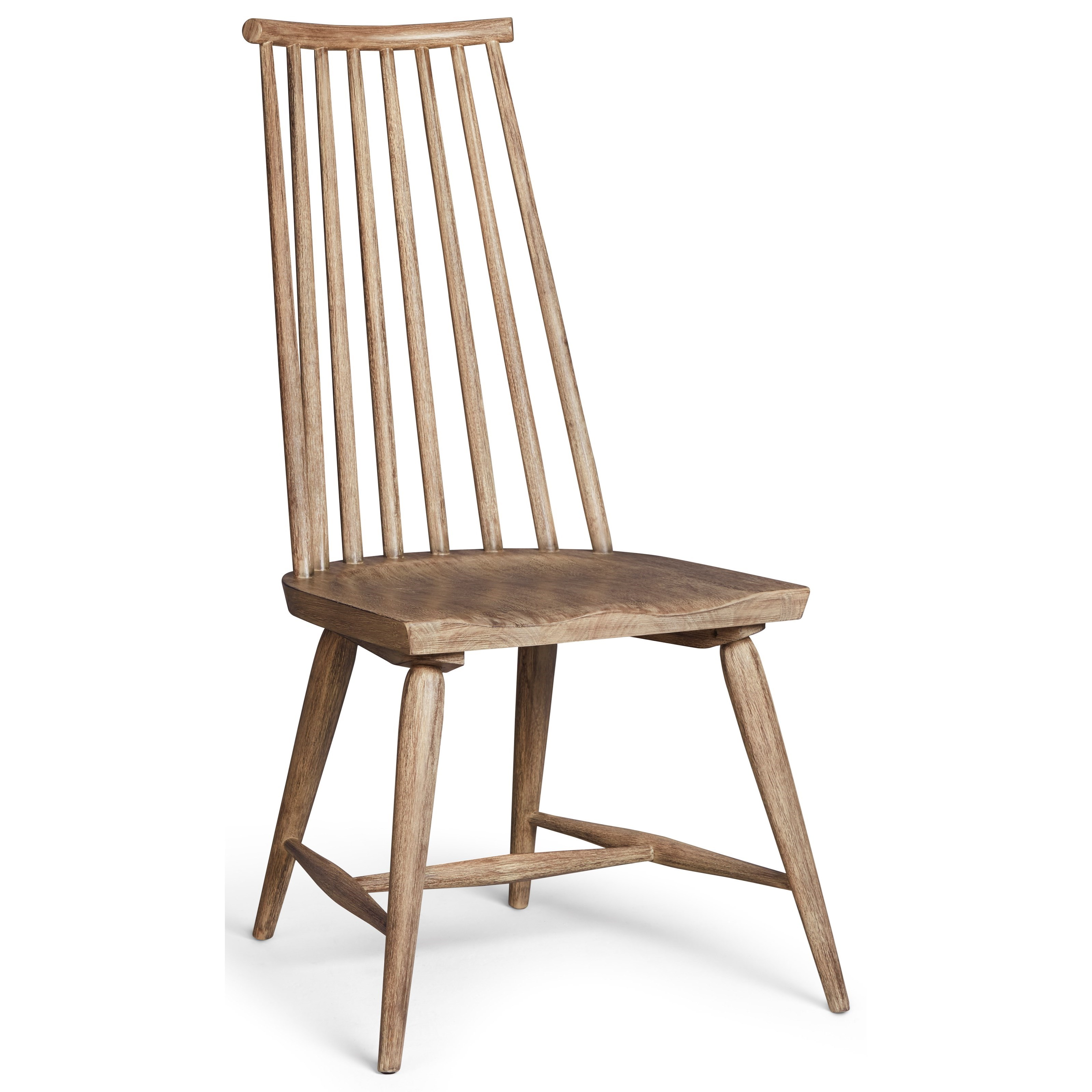 Spoke Spindle Chair