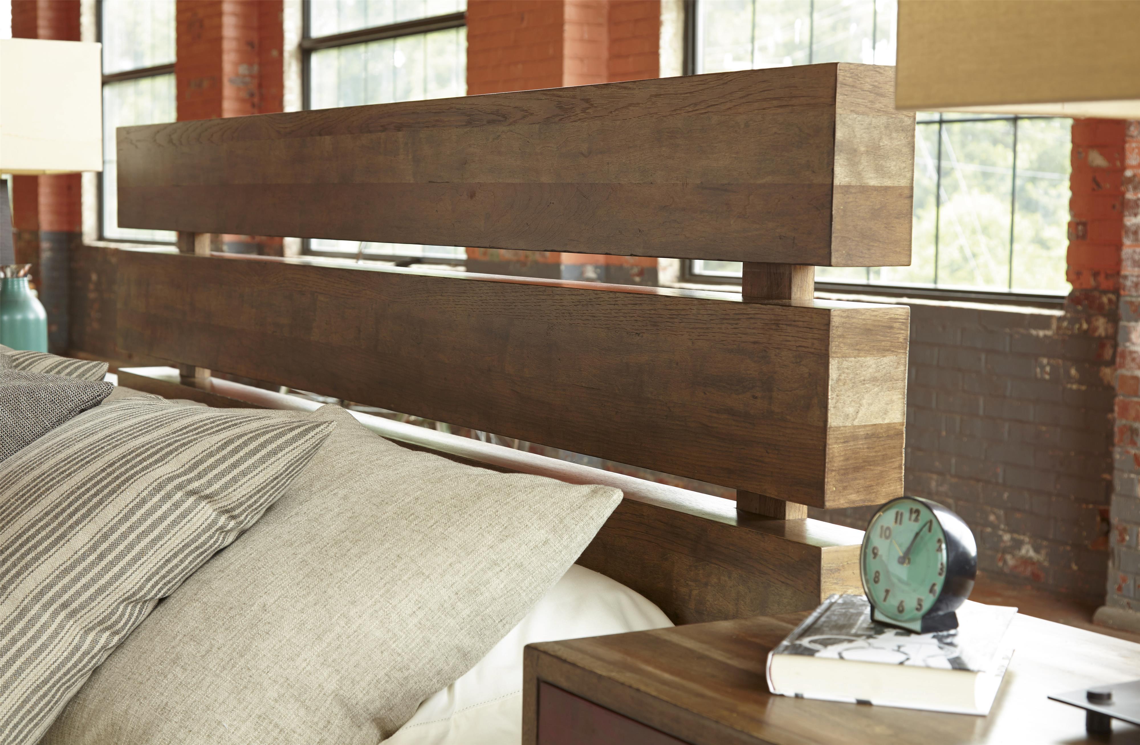 Queen Williamsburg Platform Storage Bed By A R T Furniture Inc Wolf And Gardiner Wolf Furniture