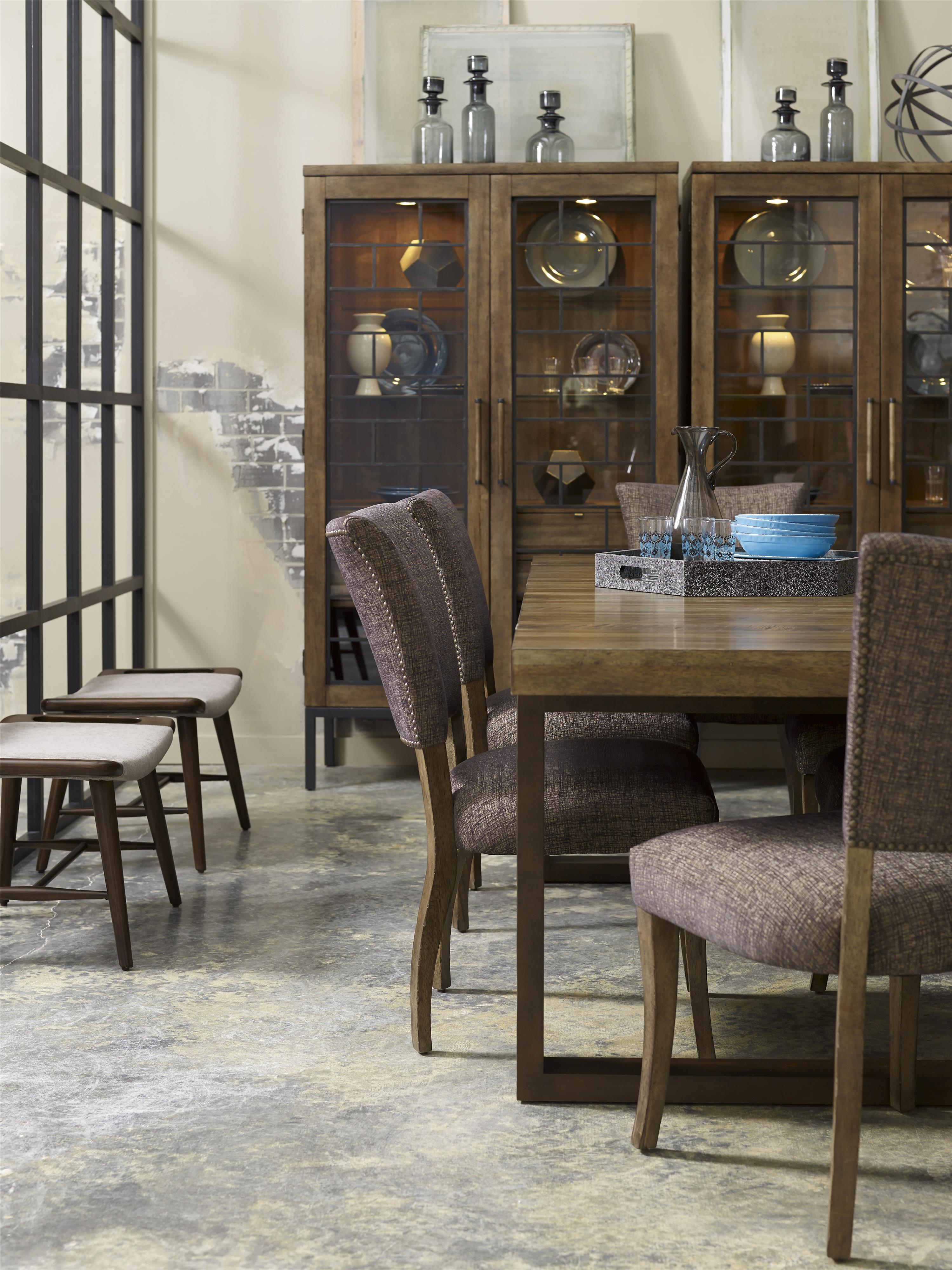 7 Piece Williamsburg Rectangular Table Set