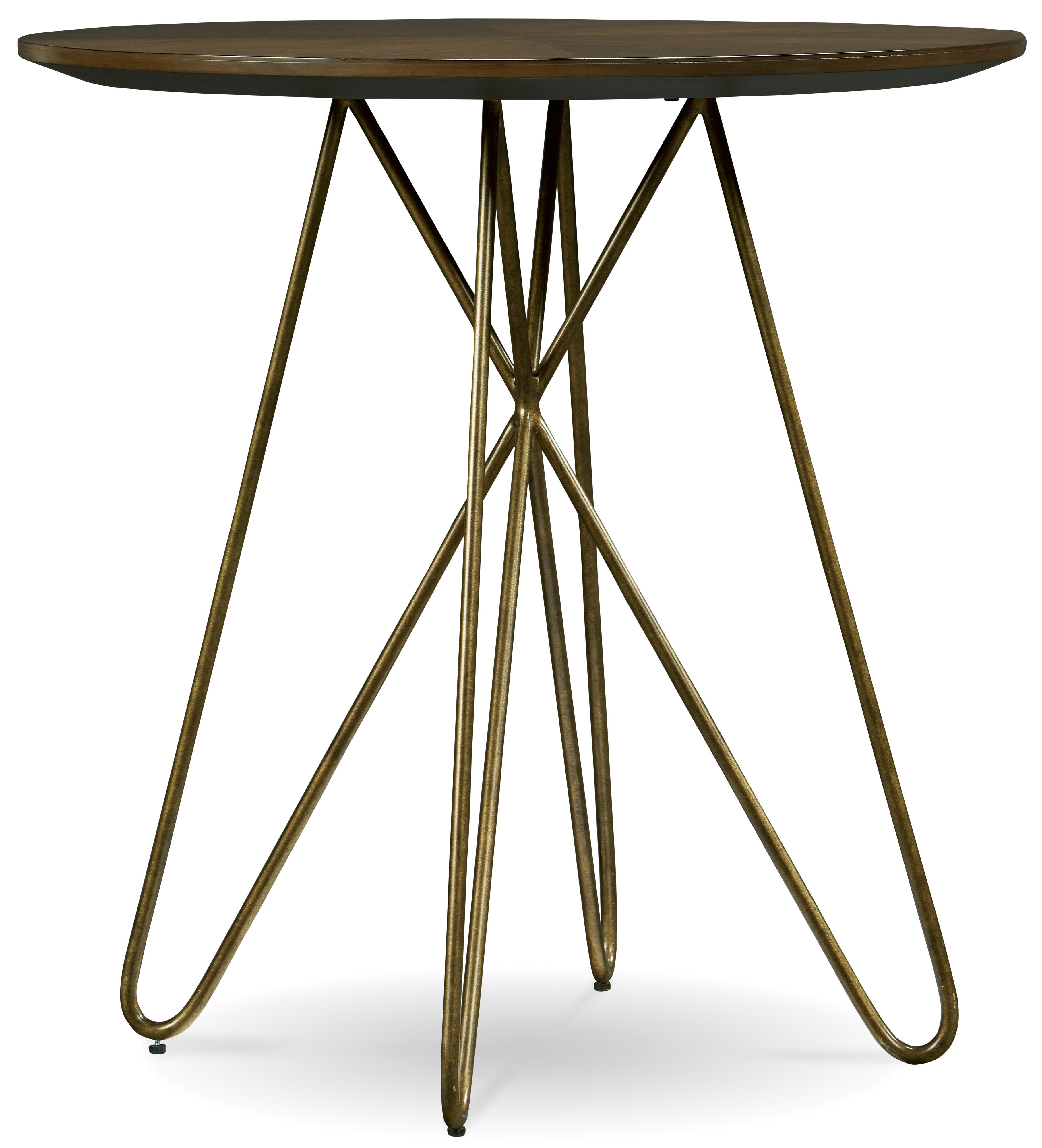 Silver Lake High Dining Table with Hairpin Leg Pedestal by  : products2Fartfurnitureinc2Fcolor2Fepicenters223226 1812 b5 from www.wolffurniture.com size 3630 x 4000 jpeg 605kB