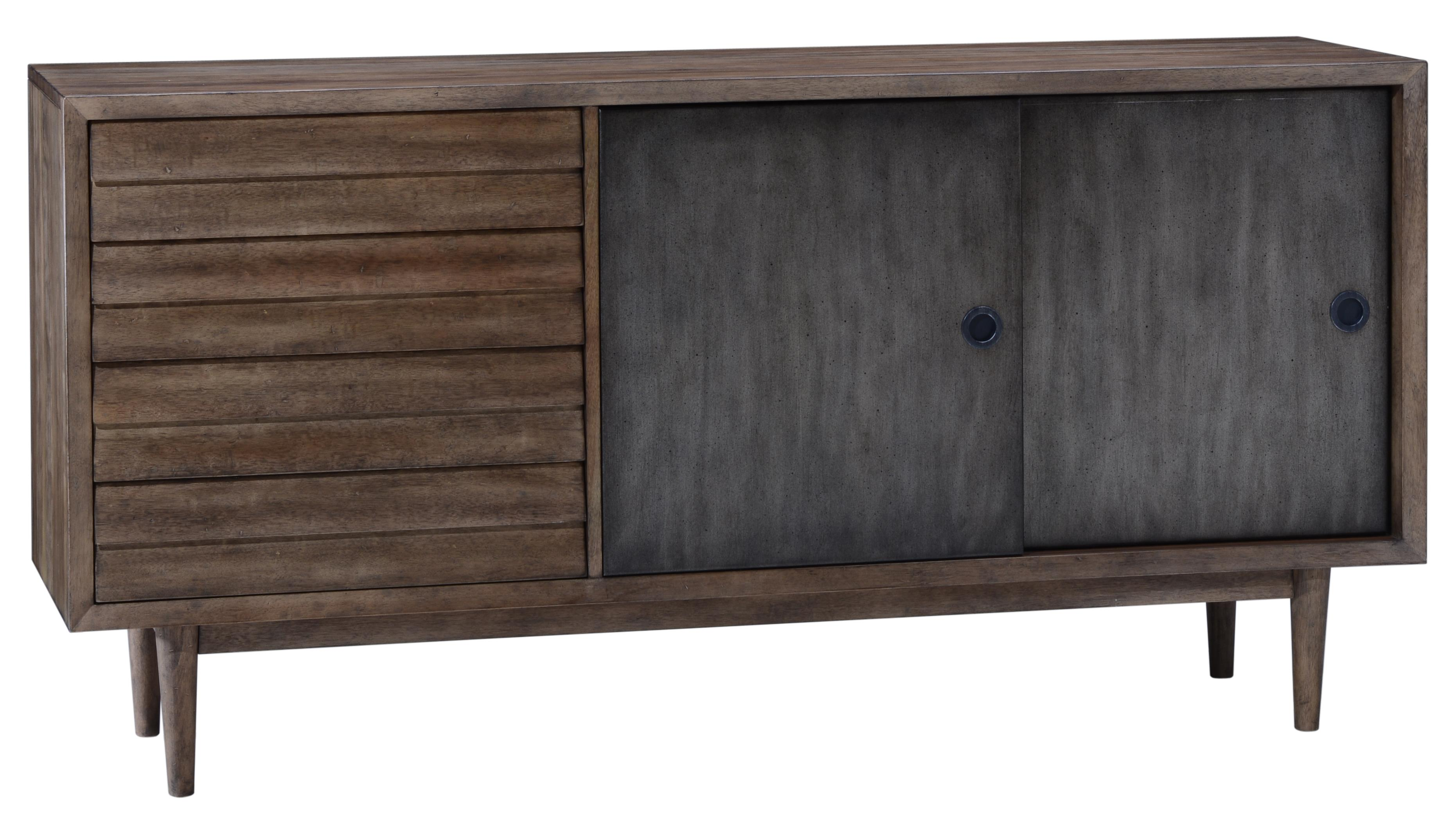 Williamsburg Sideboard With Sliding Doors By Art Furniture Inc