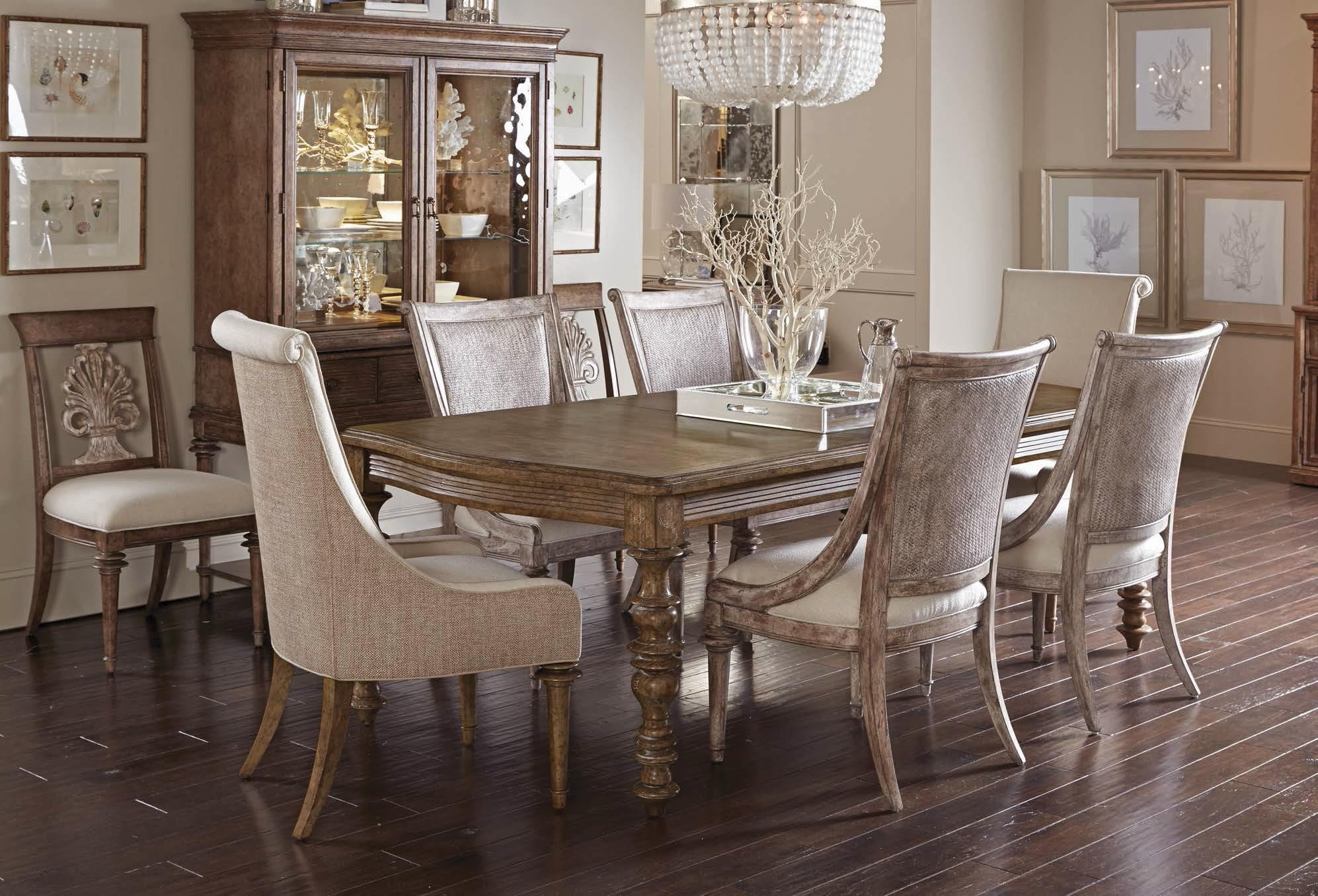 Leg Dining Table With Turned Legs
