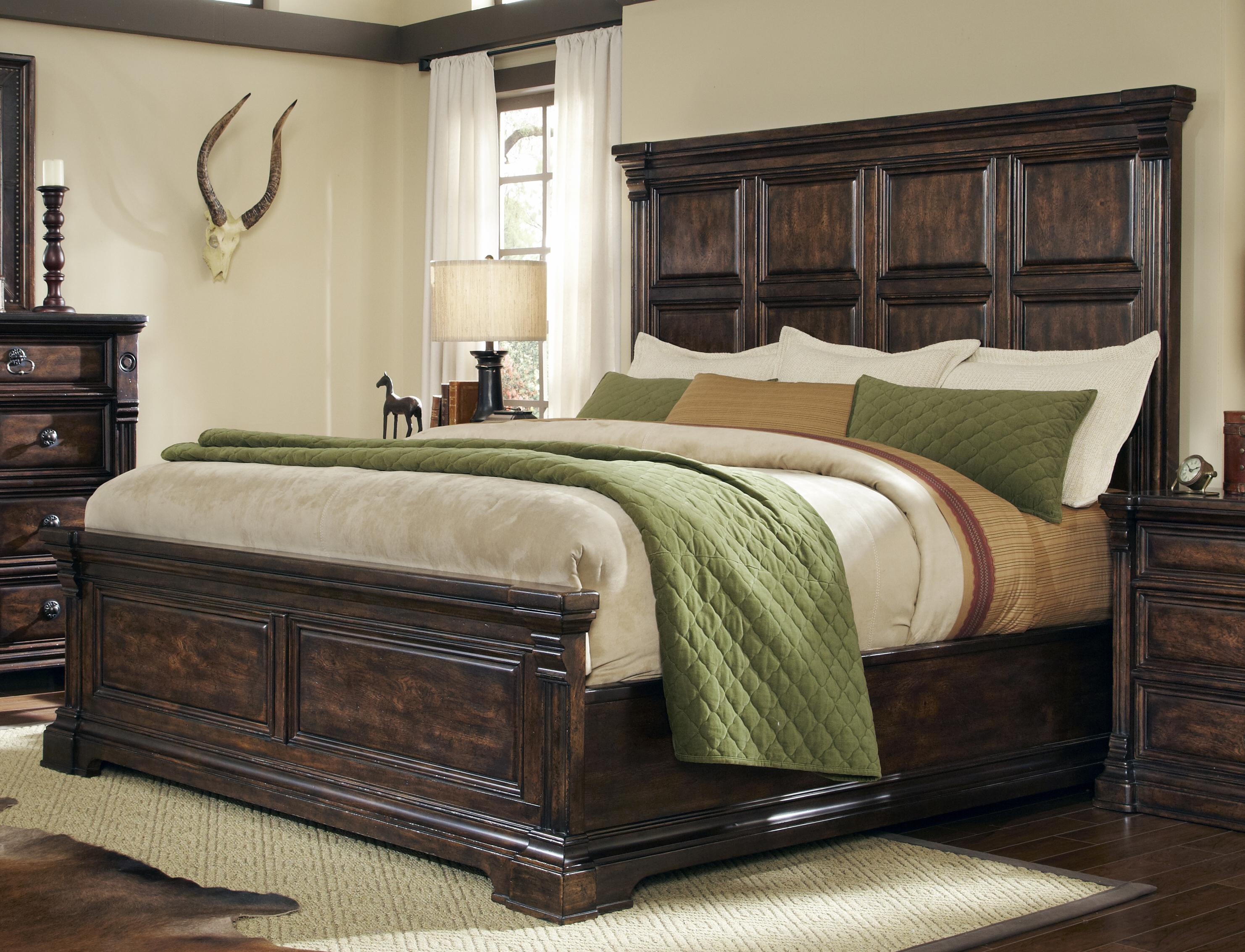king frame and panel bed - Panel Bed Frame