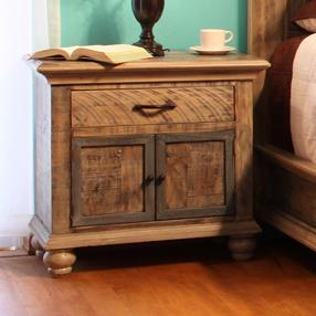 International Furniture Direct Praga  Nightstand