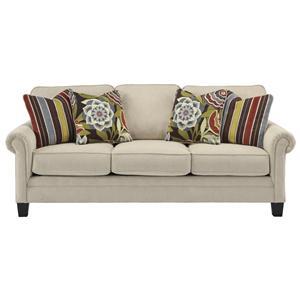 Ashley Furniture Ballari - Linen Sofa
