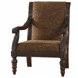 Signature Design by Ashley Furniture Bradington - Truffle Chair