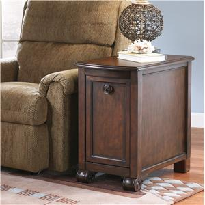 Signature Design by Ashley Furniture Brookfield Chairside End Table