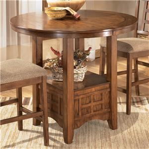 Ashley Furniture Cross Island Counter Height Ext Table